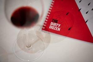 Dirty Dozen Wine Tasting 2021